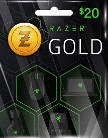 Razer gold 20$ global