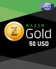 Razer gold card 50$