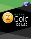Razer gold card 100$