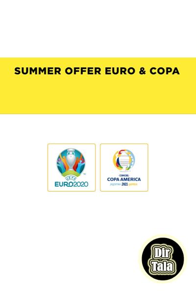 Euro + Copa America